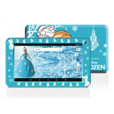 "eSTAR 7 Themed Frozen - Tablet PC - 7"" - WiFi - 8GB - Google Android 6 Marshmallow + Θήκη Frozen"