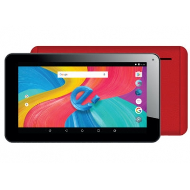 "eSTAR 7 Beauty2 Red - Tablet PC - 7"" - WiFi - 8GB - Google Android 6 Marshmallow"