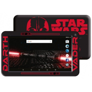 "eSTAR 7 Themed Star Wars - Tablet PC - 7"" - WiFi - 8GB - Google Android 6 Marshmallow + Θήκη Star Wars"