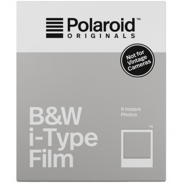 Polaroid B & W Film for i-Type