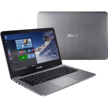 Asus L403NA-GA013TS Grey/Metal 14 HD/N3350/4GB/32GB/IntelHD/W10Home/2YW