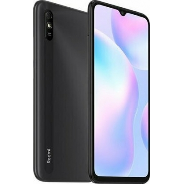 Xiaomi Redmi 9A 32GB Granite Grey Dual Sim Κινητό Smartphone