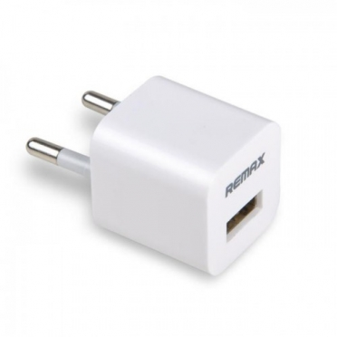 Remax USB CH-U5 Wall Adapter White