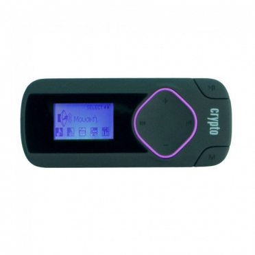 MP3 Player Crypto MP 315 Black/Purple 8GB (W006314)