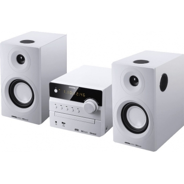 Crystal Audio Mini HiFi 3D-HiFi360W Λευκό