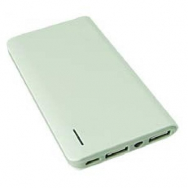 Creev PB-60U2 6000mAh Power Bank White (W006465)