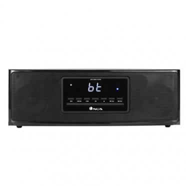 NGS Premium Speaker Sky Box 60Watt Bluetooth Micro HiFi Black