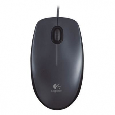 Logitech M90 Optical Wired Black