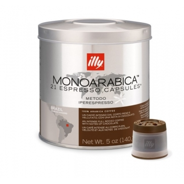 Illy Iper home Brasil 21κάψουλες
