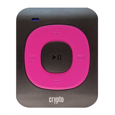 Crypto MP300 Plus 16GB Black/Fuchsia