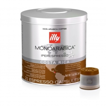 Illy Iper home Costa Rica 21κάψουλες