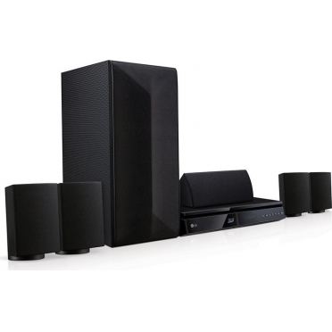 LG LHB625 3D Blu-ray™ / DVD 5.1 Home Theater System